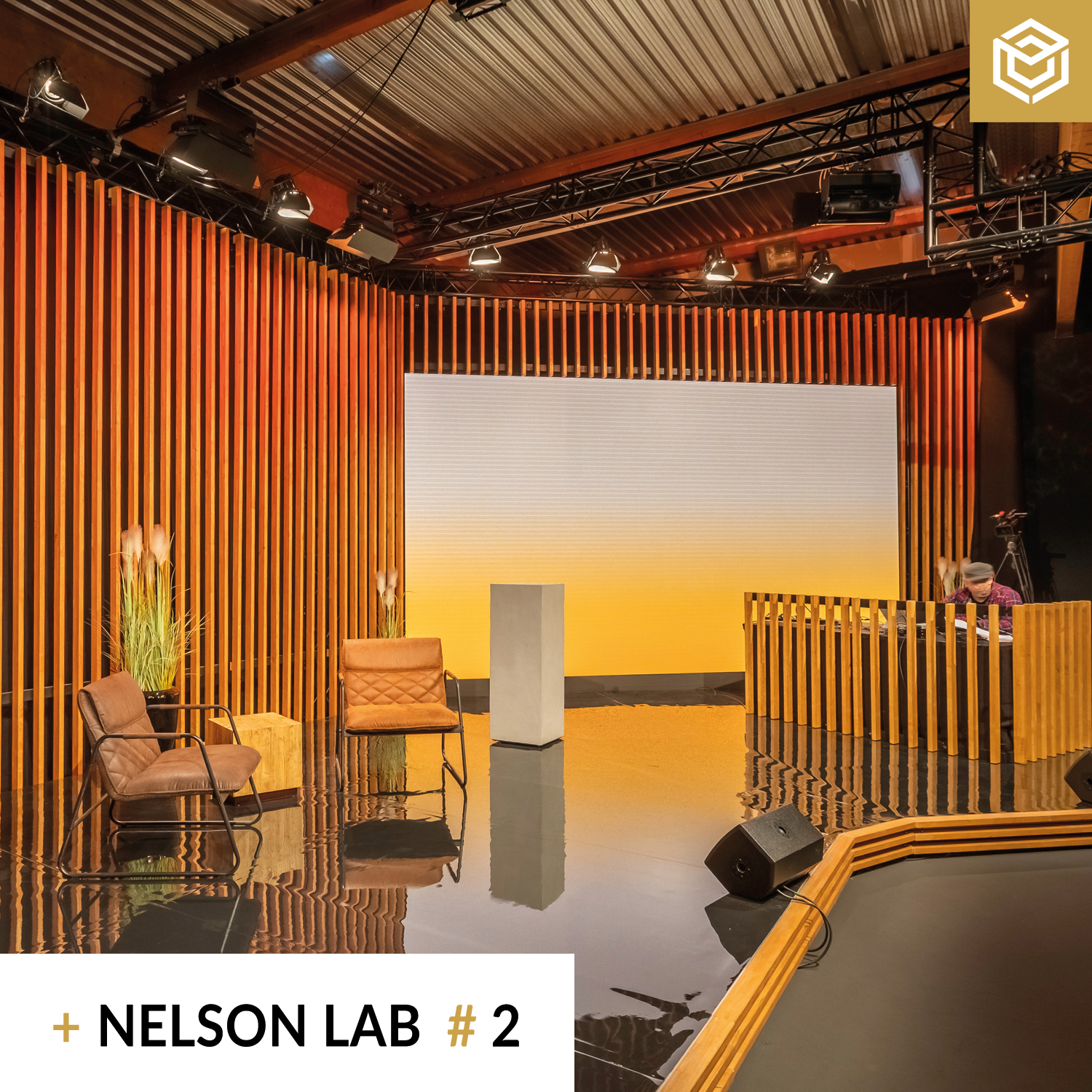 Streaming Studio Nelson Lab